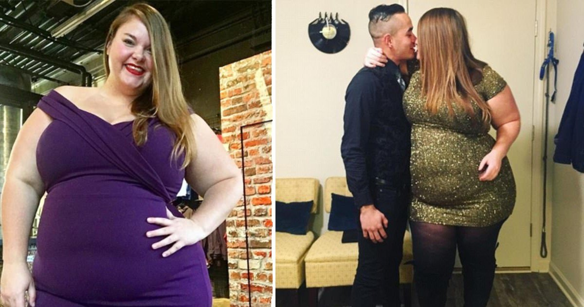 plus size woman trolled.jpg?resize=1200,630 - Plus-Size Woman Trolled For Having A Thin Boyfriend Responds In The Most Perfect Way