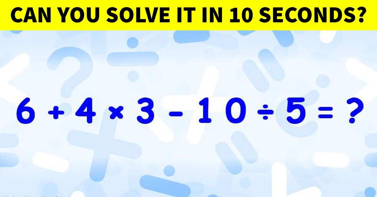 q4 43.jpg?resize=1200,630 - This Tricky Math Equation Is Playing With People's Minds! Can You Solve It?