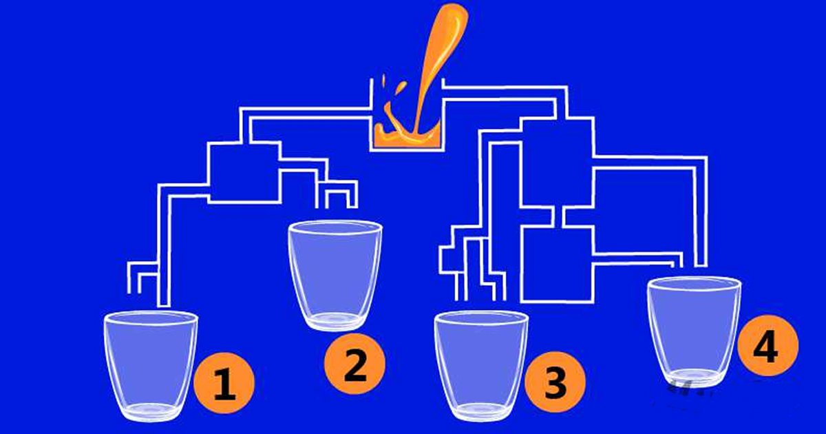 q6.jpg?resize=1200,630 - Can You Crack The Code & Figure Out Which Glass Will Get Juice First?