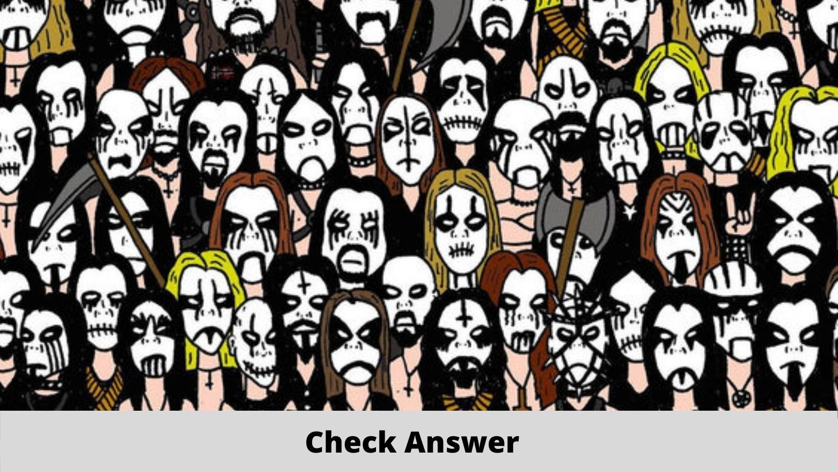 reuters 9.jpg?resize=1200,630 - A Panda Is Hiding Among These Metal Musicians, Can You See It?