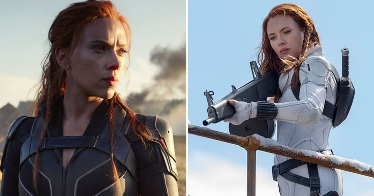 scarlett5.jpg?resize=412,232 - Black Widow Star Scarlett Johansson Sues Disney, Claiming She Lost Out Over $50 Million Because The Movie Was Released On Streaming Service