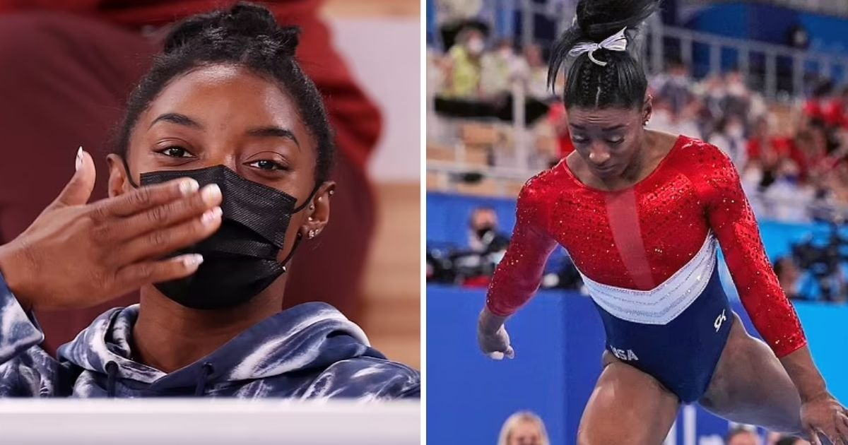 simone5.jpg?resize=412,275 - Olympics Gymnast Simone Biles Breaks Her Silence After Her Withdrawal From Individual All-Around Final