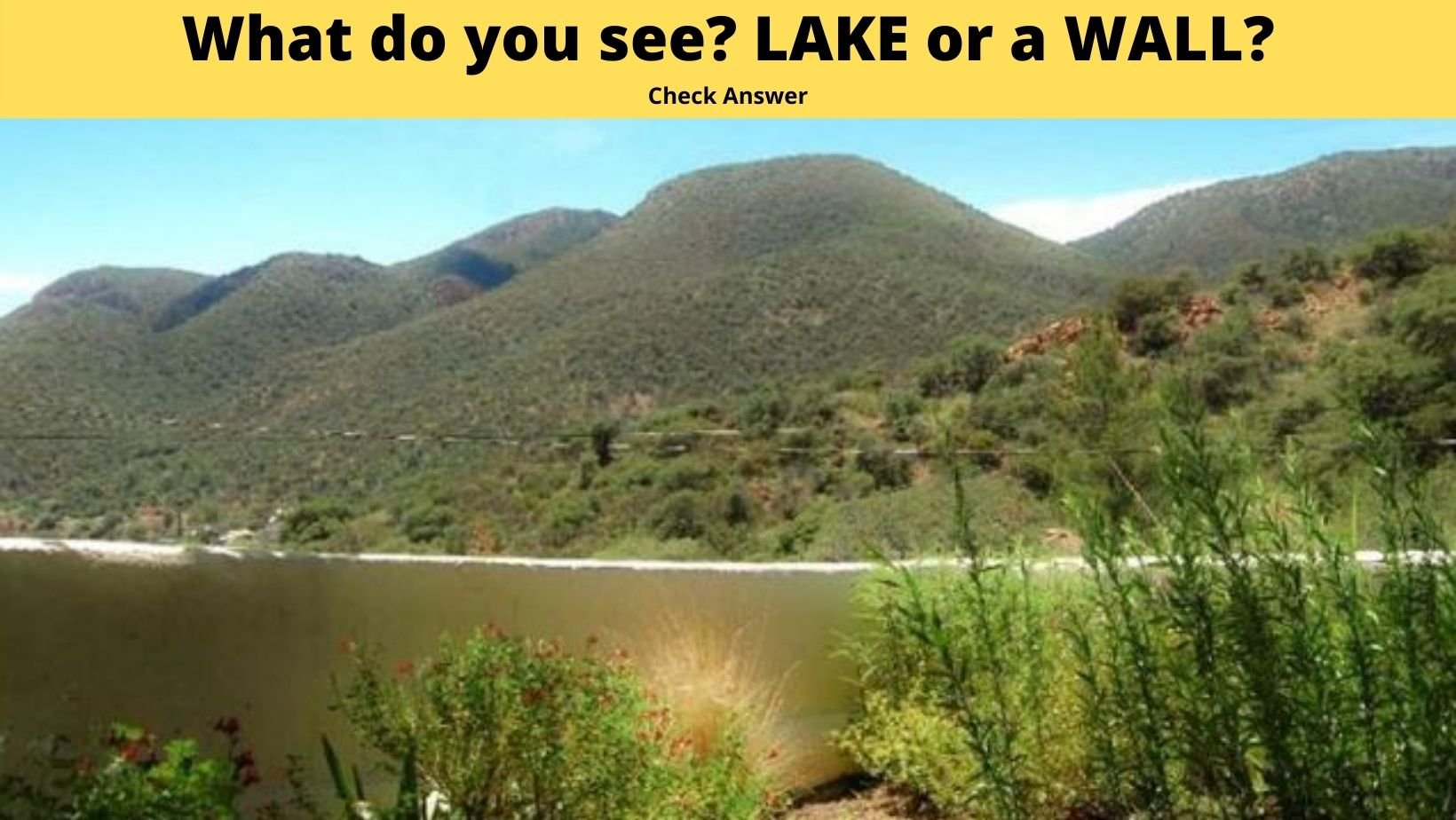 small joys thumbnail 1 3.jpg?resize=412,275 - People Are Divided Over What They See! LAKE or WALL?!