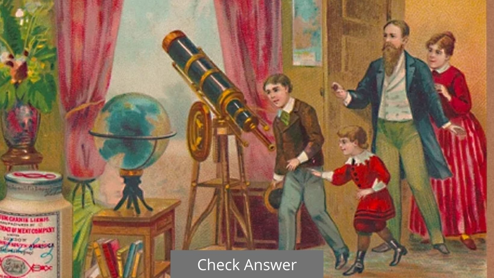 small joys thumbnail 1.jpg?resize=412,232 - There Is An ASTRONOMER Hiding In This Vintage Ad, Can You Spot Him?