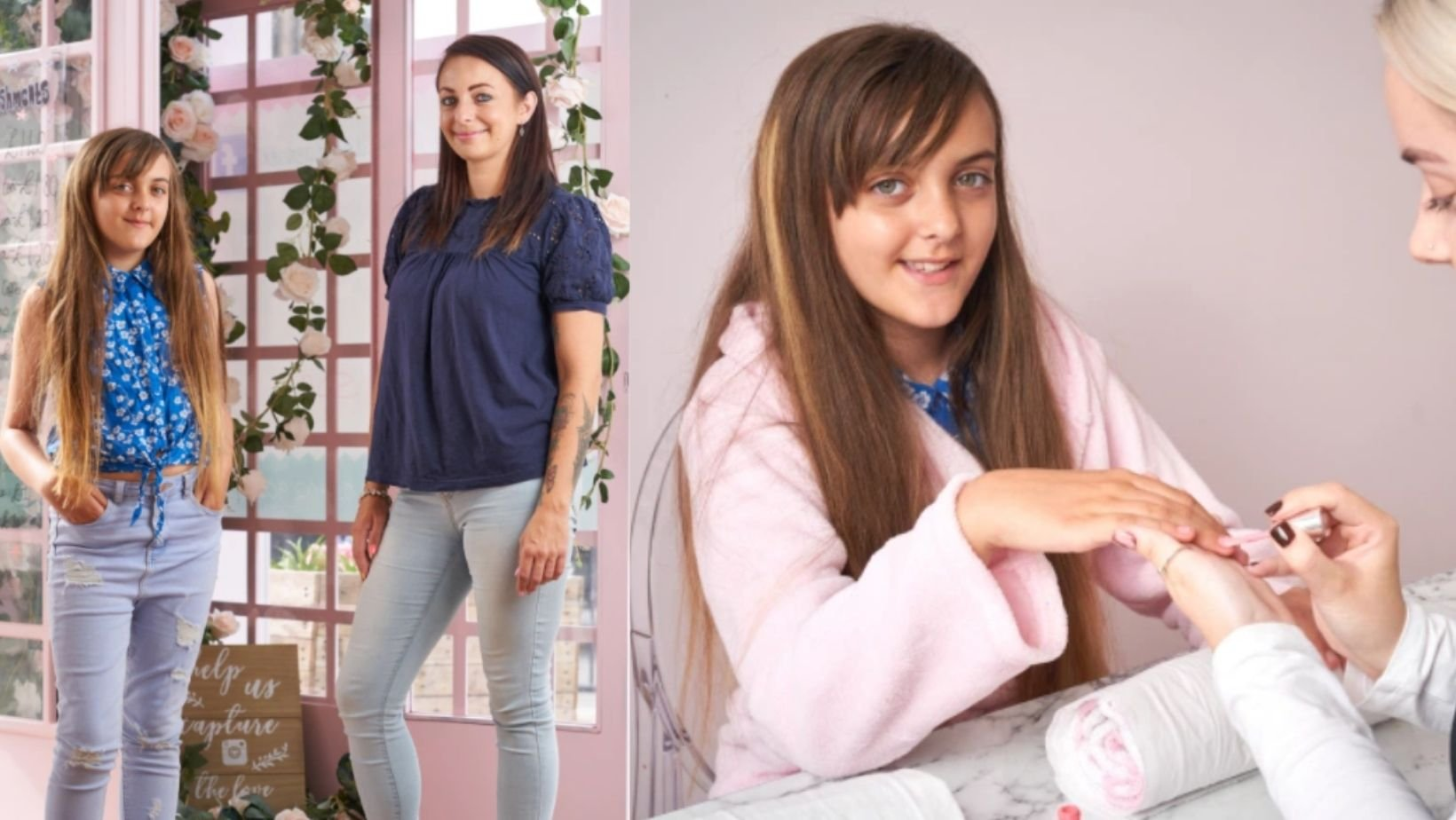 small joys thumbnail 13.jpg?resize=1200,630 - Mother Is Spending Hundreds Of Money For 12-Y.O Daughter's Monthly Spa Visits, Arguing That Teaching Kids About Self Care Is VERY Important