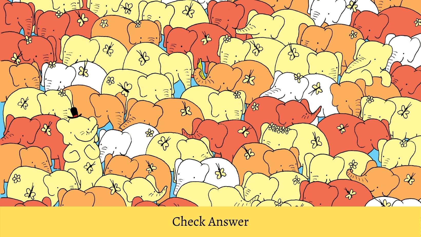 small joys thumbnail 19.jpg?resize=1200,630 - There's A Tiny HEART In This Herd Of Elephants, Can You Spot It?