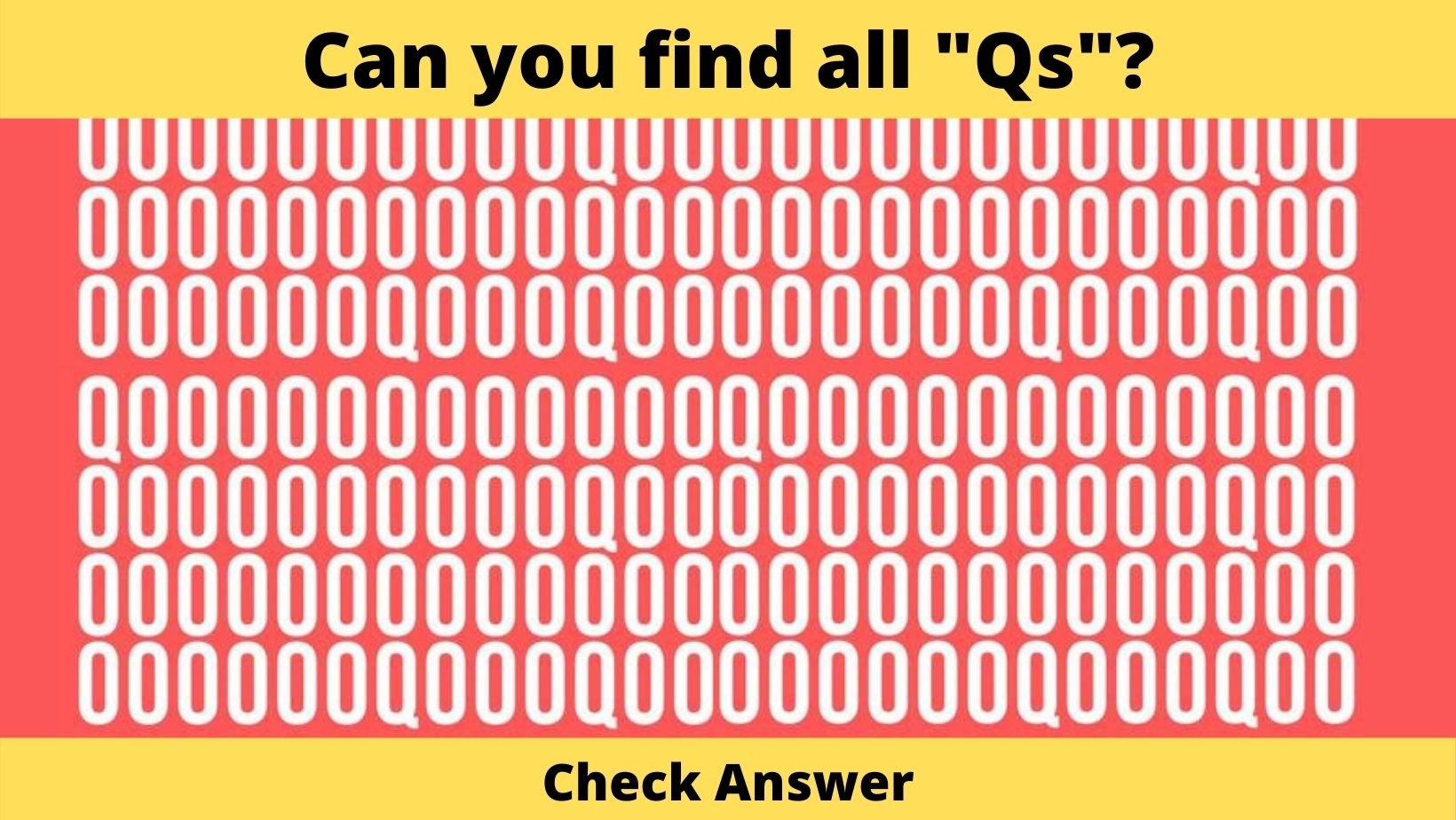 small joys thumbnail 3 4.jpg?resize=1200,630 - Only Few People Can Find ALL 'Qs' In The Image On Their First Attempt