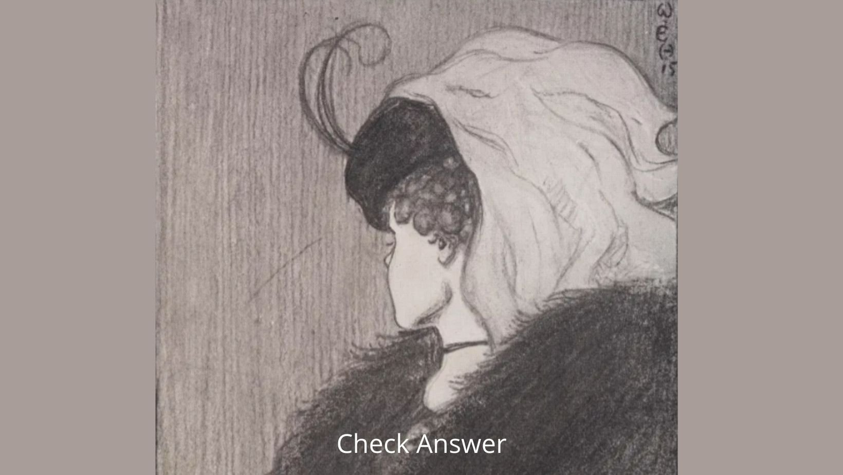 small joys thumbnail 3.jpg?resize=412,232 - Optical Illusion: Do You See An Old Woman Or A Young Lady?