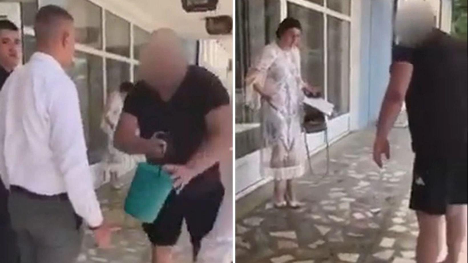 small joys thumbnail 5 1.jpg?resize=1200,630 - Angry Dad Throws Bucket Of Poo Over His Son's Teacher After Refusing To Give Him High Grades
