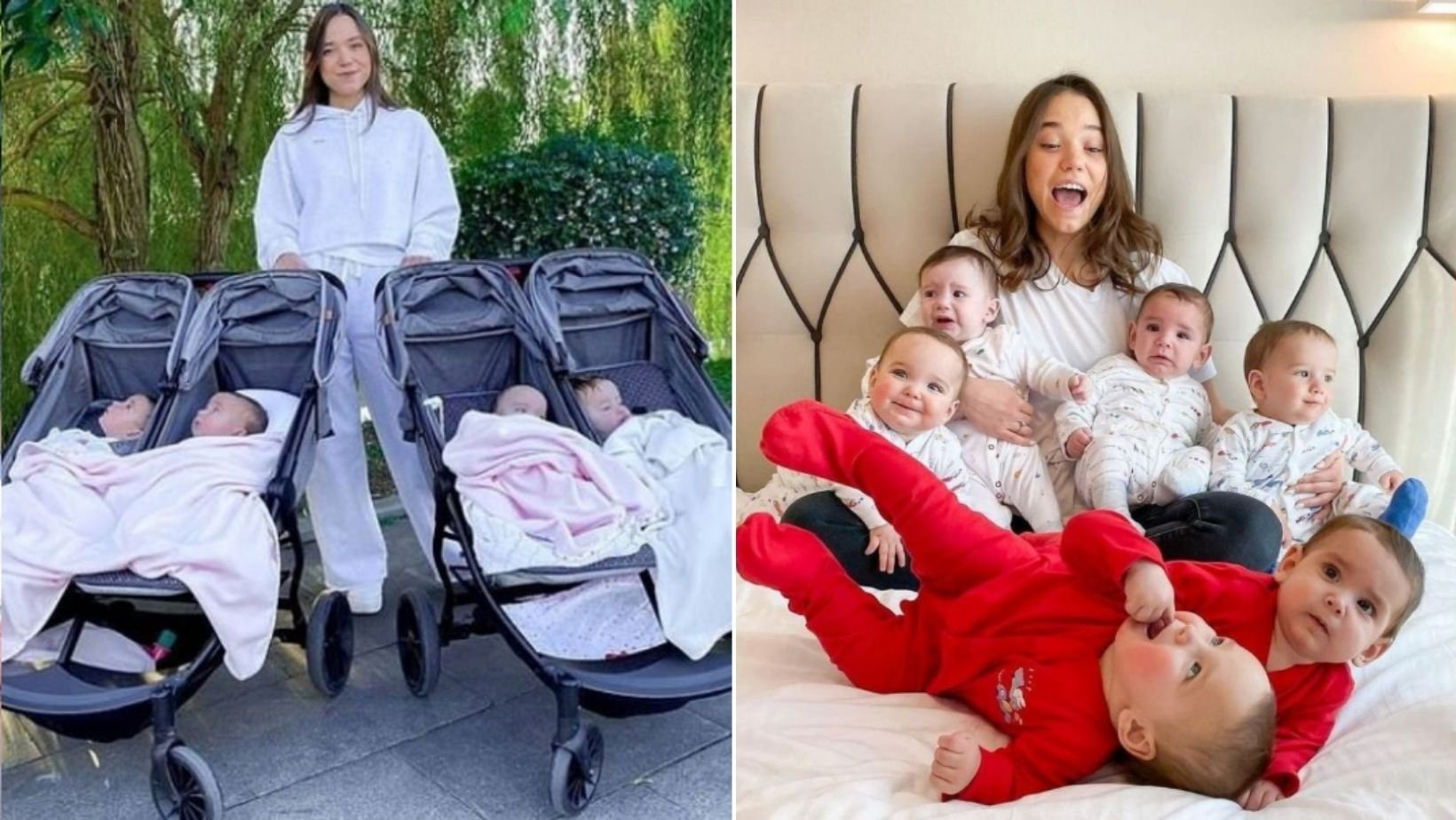 small joys thumbnail 6 2.jpg?resize=1200,630 - Young Mom Of 11 Who Is Addicted To Having Kids Aims To Have 100 CHILDREN