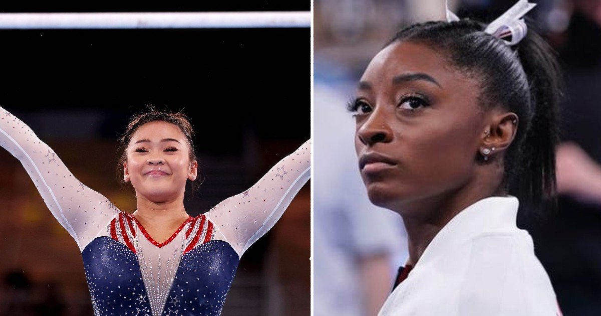 suni lee wins gold.jpg?resize=412,275 - The New American Champion: Suni Lee Wins Gold Medal At Gymnastics Individual All-Around