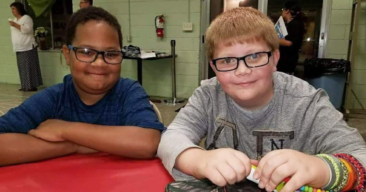 t1 66.jpg?resize=1200,630 - 12-Year-Old Michigan Boy Raises Over $2,500 To Pay For Late Best Friend's Gravestone
