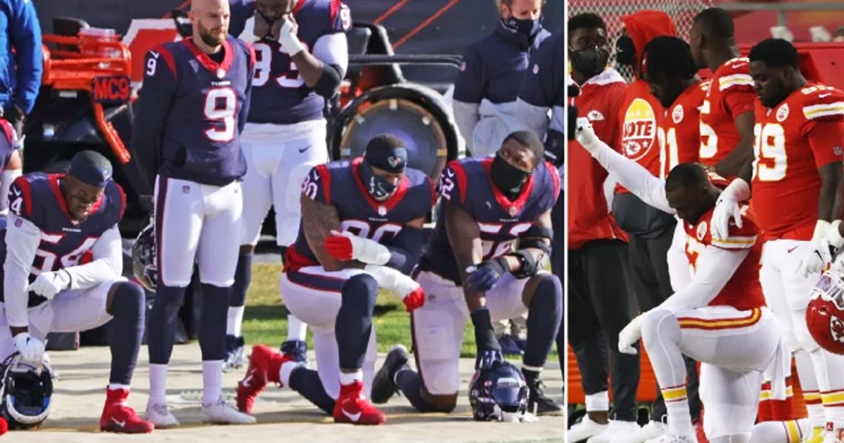 t3 66 2.jpg?resize=412,232 - NFL Decides To Play 'Black National Anthem' BEFORE Star Spangled Banner During Week 1 Games