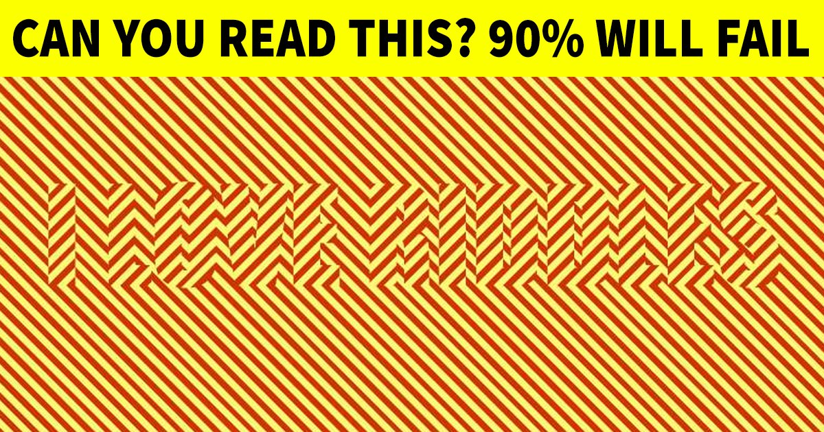 t6 59.jpg?resize=412,232 - This Puzzling Optical Illusion Is Confusing So Many Viewers! Can You Solve It?