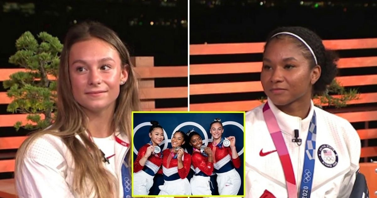 teammates5.jpg?resize=412,275 - 'I Was On The Verge Of Tears!' Simone Biles' Teammates Have Spoken Out Following Her Exit From The Olympic Team Final
