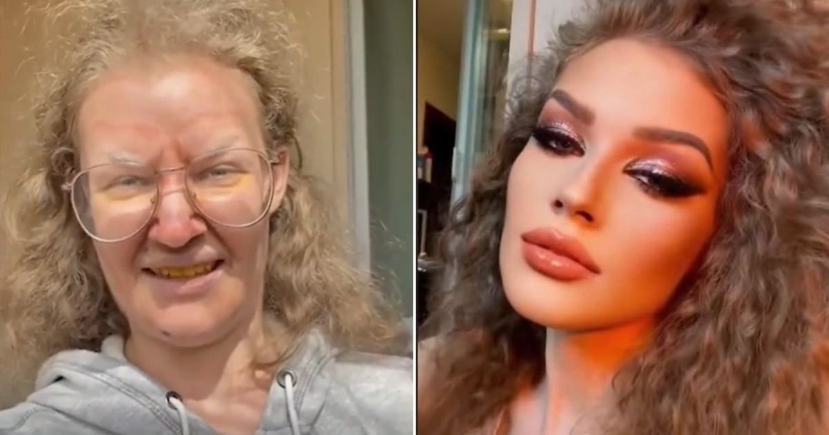 untitled design 12 1.jpg?resize=1200,630 - Woman's Epic Transformation Goes Viral, But People Can't Believe She's The Same Person