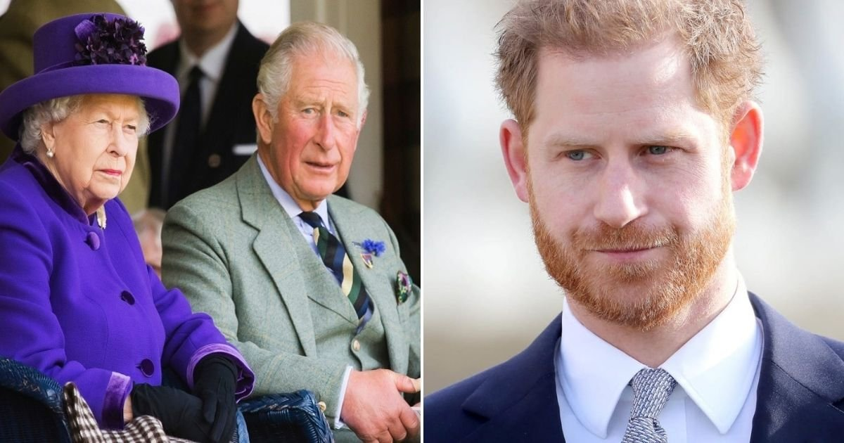 untitled design 15.jpg?resize=1200,630 - Royals Left Shocked After Prince Harry Makes A $20 Million Tell-All Book Deal And Fails To Warn His Family About It