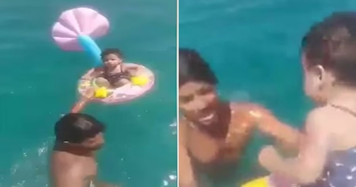 untitled design 17.jpg?resize=1200,630 - 1-Year-Old Baby Drifted To Open Sea In Inflatable Ring After 'Distracted' Parents Forgot To Keep Watch