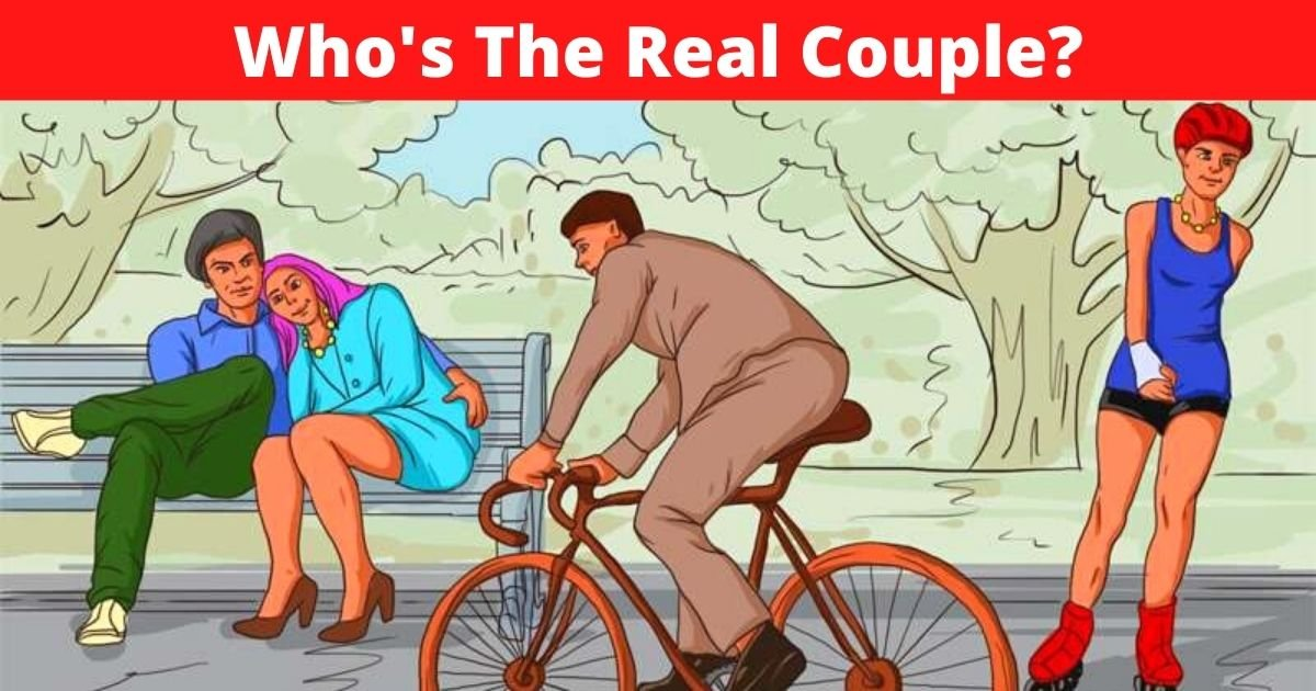 whos the real couple.jpg?resize=1200,630 - How Fast Can You Figure Out Who The Real Couple Is?