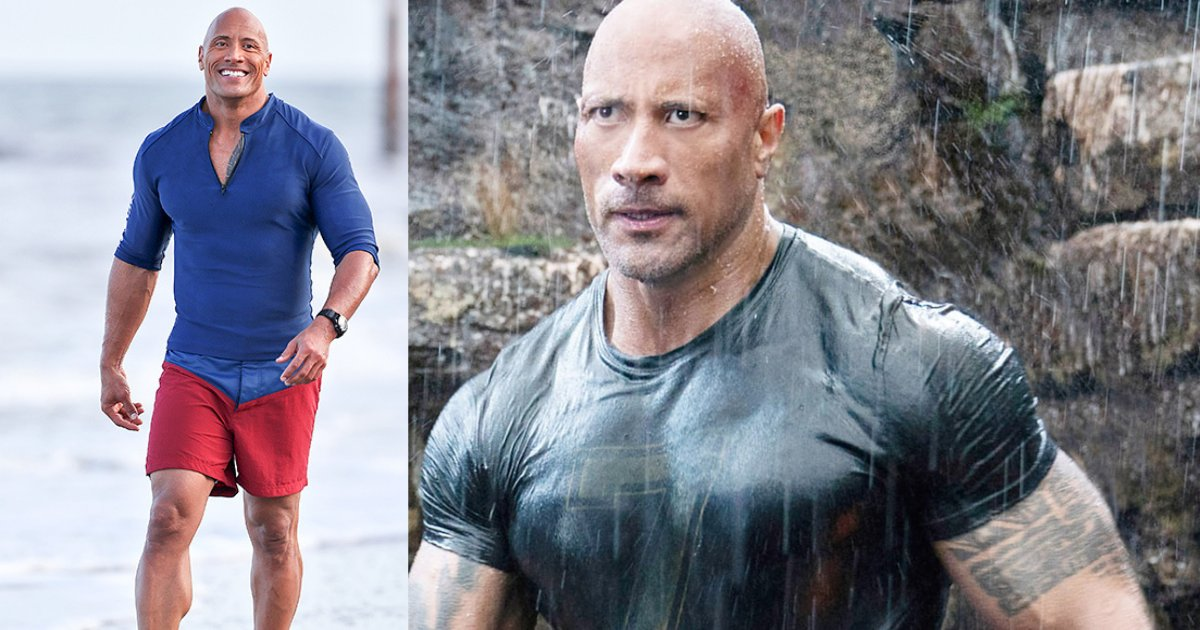 1 1.png?resize=1200,630 - Dwayne 'The Rock' Johnsons Jumps On Latest Celebrity Bandwagon & Reveals His Stance On 'Bathing'