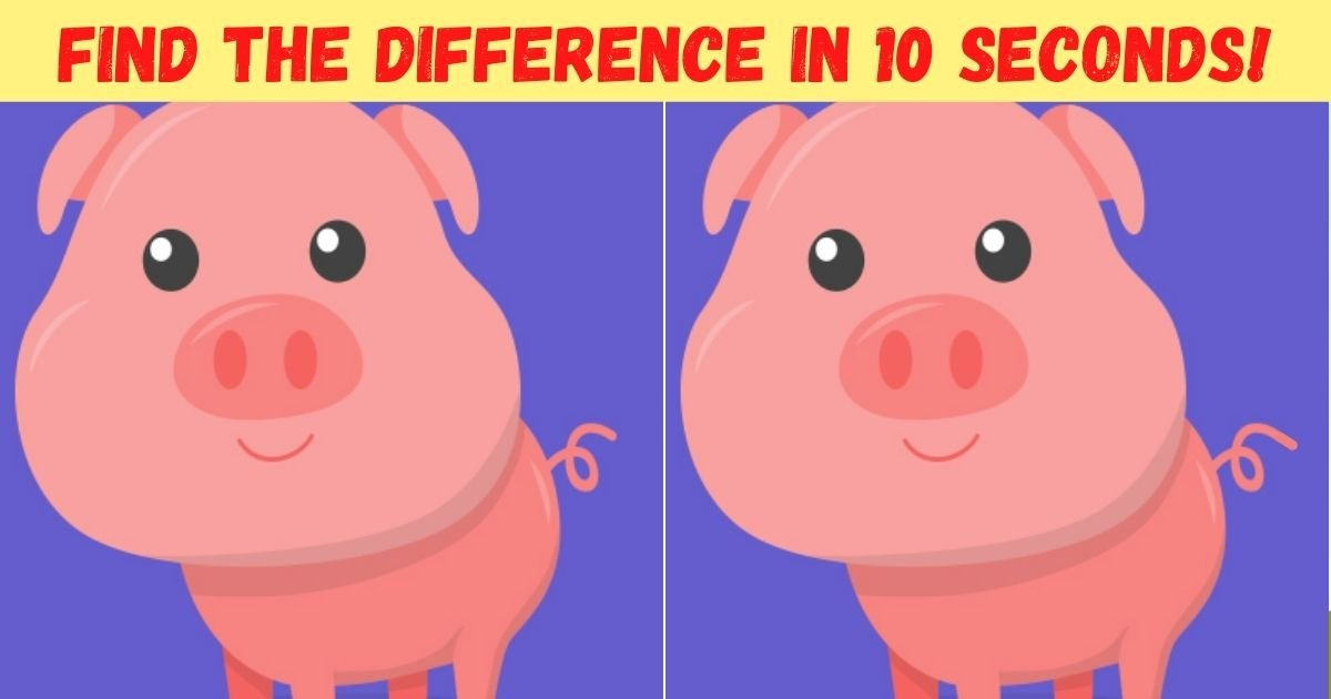 1 57.jpg?resize=412,232 - Can You Spot The Difference In 10 Seconds? 99% Of Viewers Fail This Test!
