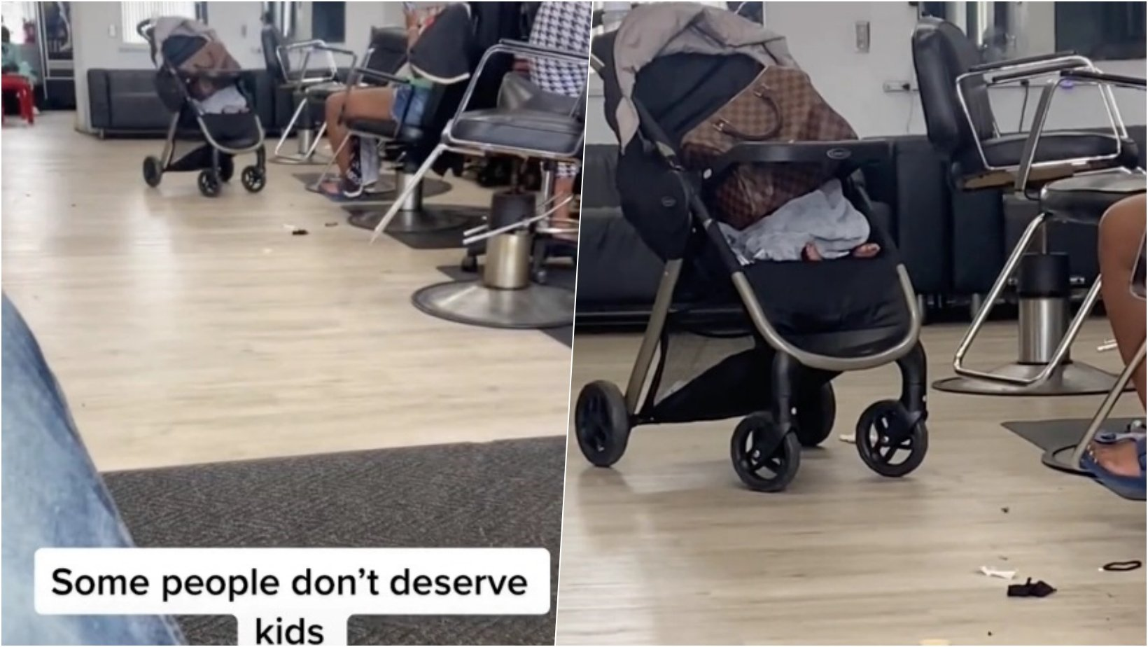 6 facebook cover 16.jpg?resize=1200,630 - Mother Was Slammed For Dumping Designer Bag On Her Sleeping Baby While Being Styled At A Salon
