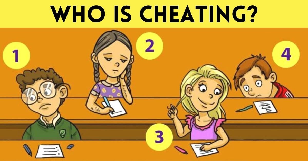 add a heading 2 1.jpg?resize=412,232 - One Of These Students Is Cheating During An Exam - Find Out Who In 30 Seconds!