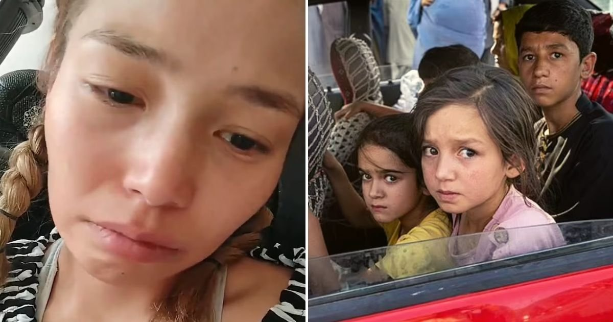 afghan4.jpg?resize=1200,630 - 'No One Cares About Us' Afghan Girl Breaks Down In Tears As She Shares Fears Of 'Dying Slowly In History'