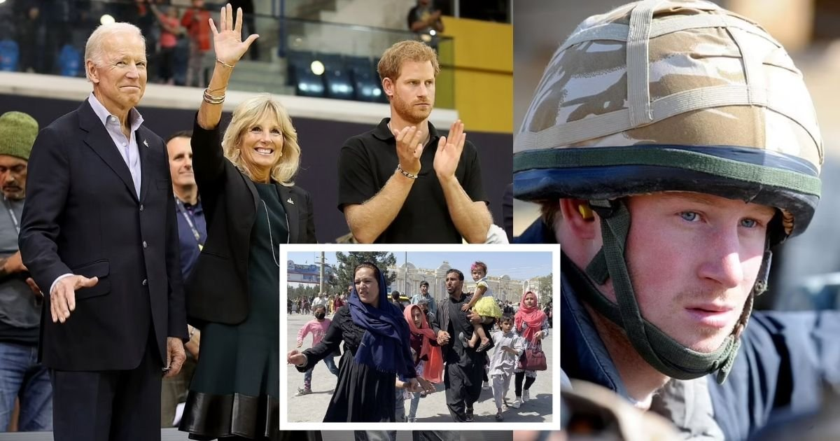 ap file photo 3.jpg?resize=1200,630 - War Veteran Prince Harry Issues A Statement About Afghanistan's Worsening Situation BUT Didn't Mention Biden's Decision To Abandon The Afghans He Fought With