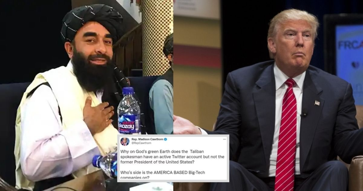 ap file photo 6.jpg?resize=1200,630 - Twitter Says Taliban Will Be Allowed to Post On The Platform As Long As It Doesn't Glorify Violence, While Donald Trump Is Still Banned