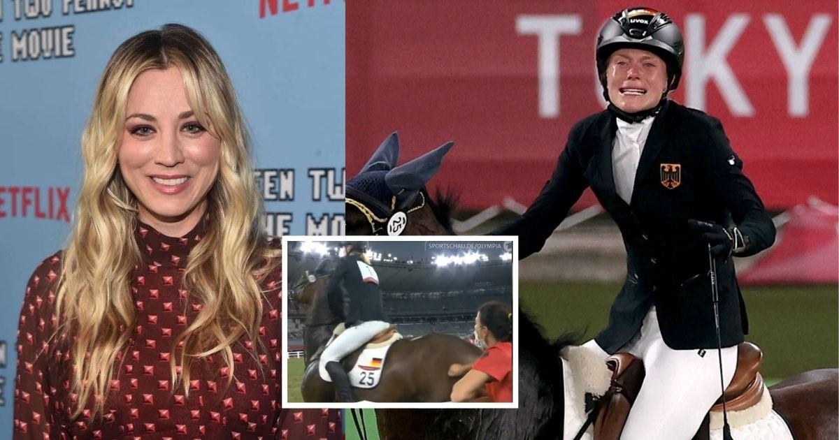 ap file photo.jpg?resize=412,232 - Kaley Cuoco Offered To 'Name The Price' & Buy The Horse After It Was Punched Hard During The Olympic Games