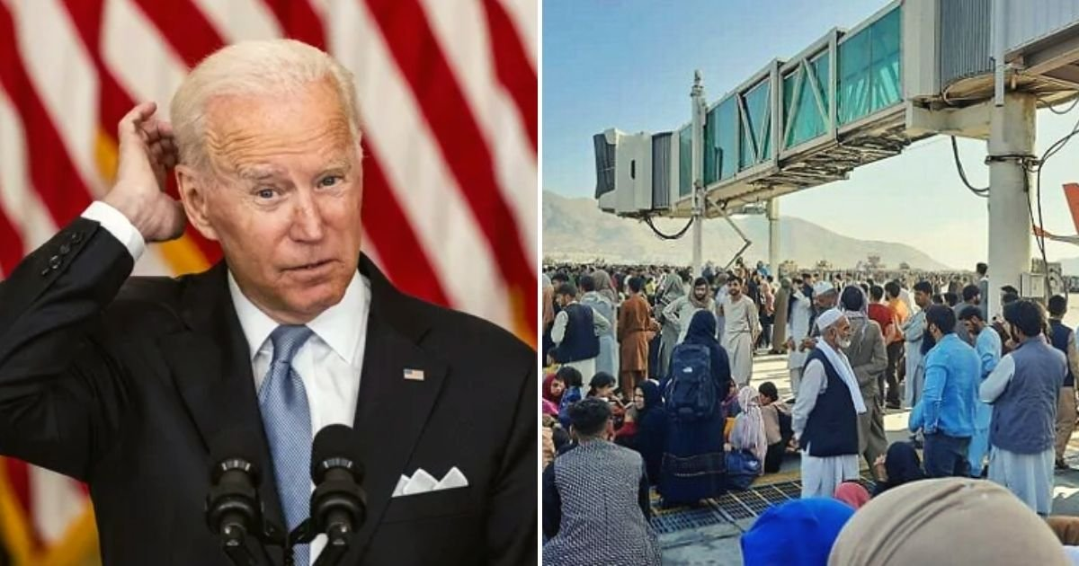 biden2.jpg?resize=1200,630 - Joe Biden Says He Can't 'Recall' If He Was Told To Maintain US Troops In Afghanistan And Claims 'No One Is Being Killed'
