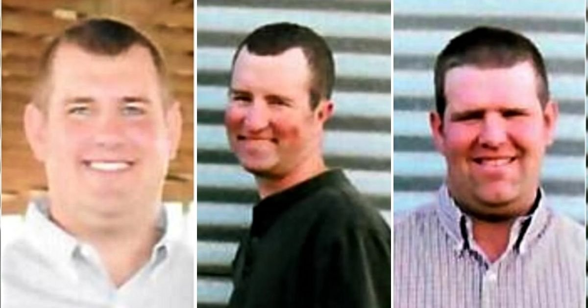 brothers5.jpg?resize=1200,630 - Three Brothers Tragically Died After Getting Trapped In Their Family Farm's Manure Pit