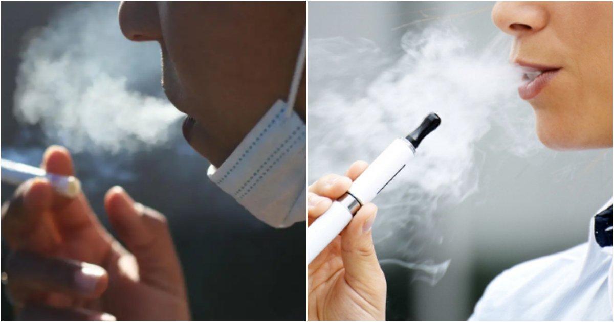 collage 158.png?resize=412,232 - 喫煙者は必見?!「電子たばこ+普通のたばこ」を同時に吸う人に衝撃的なニュース