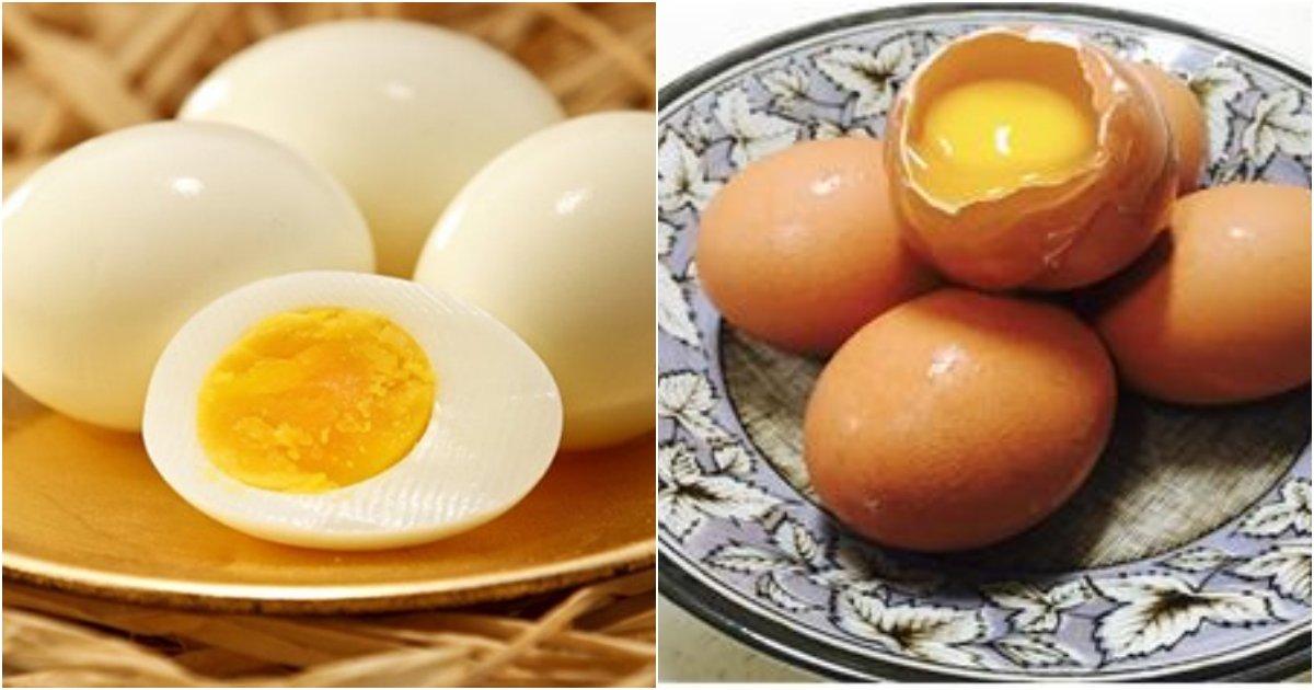 collage 33.png?resize=1200,630 - 봐도봐도 신기한 삶았던 계란을 다시 날 계란으로 되돌리는 방법