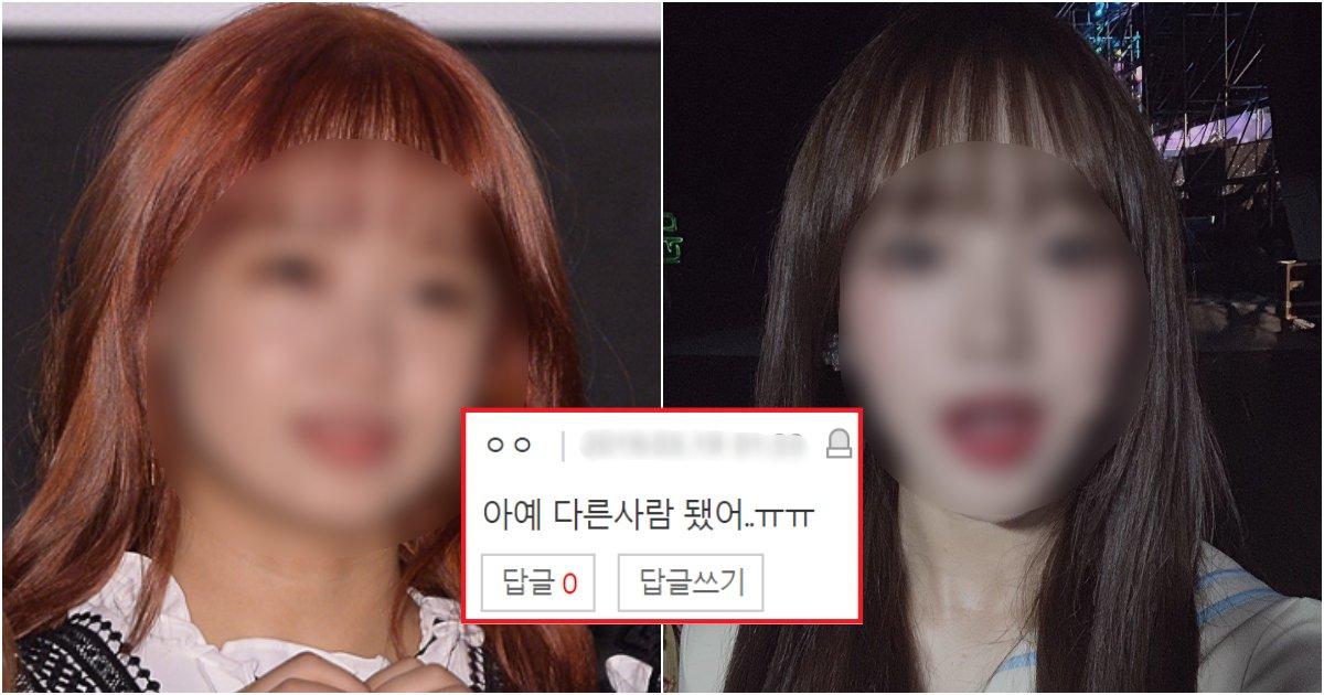 collage 79.png?resize=412,232 - 현재 네티즌들 사이에서 '성형 중독' 걸린 것 같다고 난리 난, 인기 여아이돌