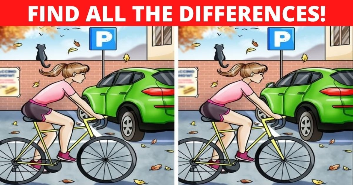 find all the differences.jpg?resize=412,232 - 90% Of Viewers Fail This Observation Test! Can You Spot The Differences In This Picture?