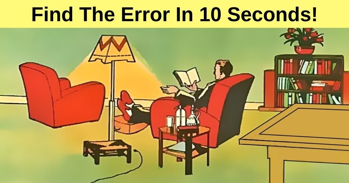 find the error in 10 seconds.jpg?resize=412,232 - Can You Spot What's Wrong In This Living Room? 9 Out Of 10 Couldn't Find It!