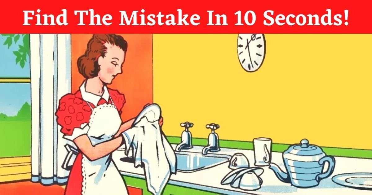 find the mistake in 10 seconds.jpg?resize=412,232 - What's Wrong With This Kitchen? Only 5% Of People Can Spot The Error!