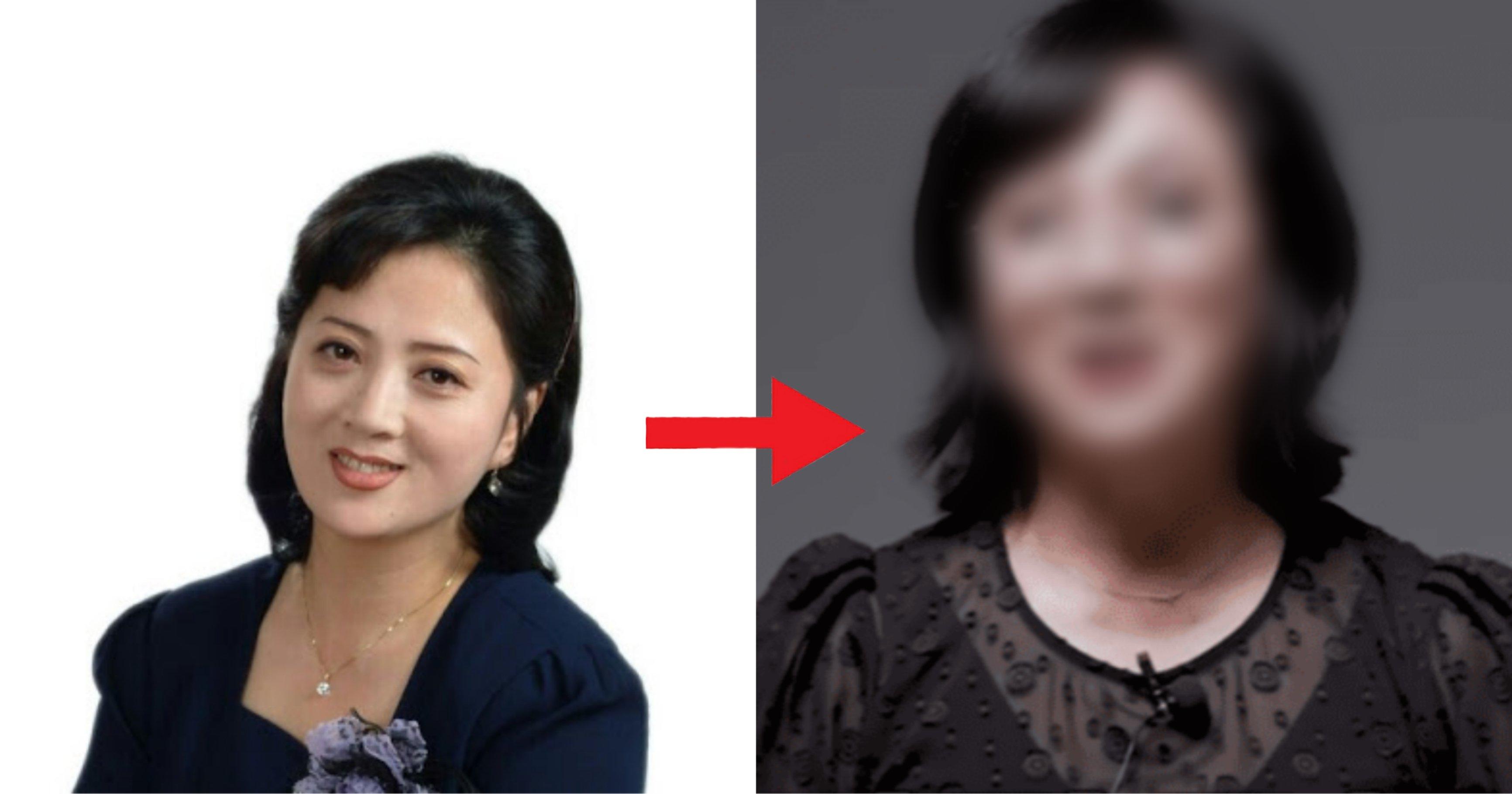 """kakaotalk 20210830 165146330 03.jpg?resize=1200,630 - """"못생겨지려고 성형수술을?..."""" 북한 여배우가 못생겨지는 성형수술을 받은 충격적인 이유"""