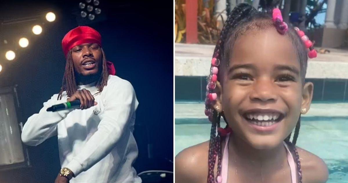 lauren5.jpg?resize=412,232 - Fetty Wap's 4-Year-Old Daughter Lauren Has Passed Away, Her Grieving Mother Shared The Heartbreaking News In An Instagram Post