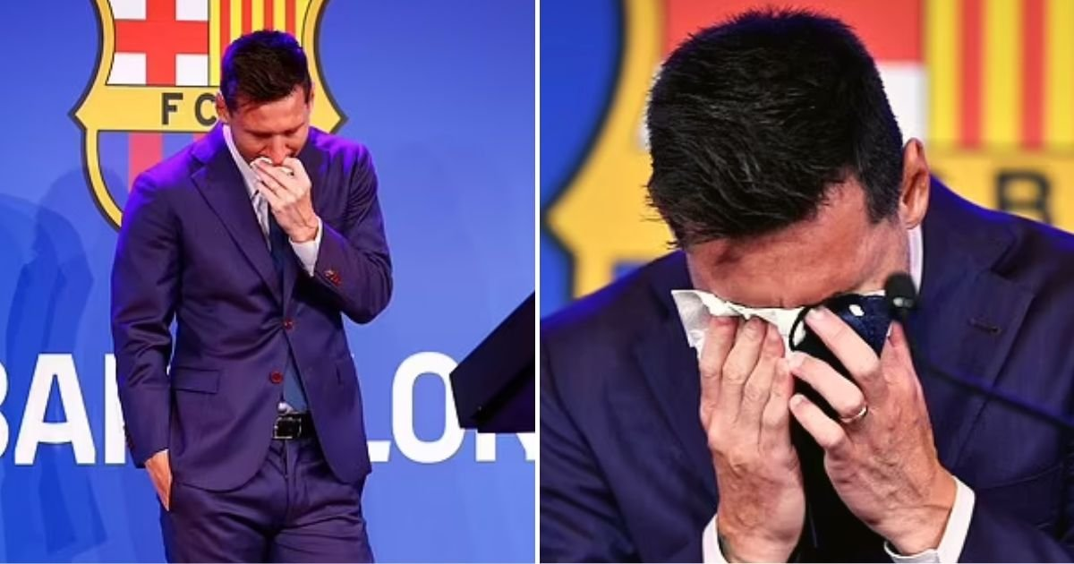messi5.jpg?resize=412,232 - Lionel Messi Breaks Down In Tears As He Bids Farewell To Barcelona After The Club Says It Could No Longer Afford To Pay His Wages