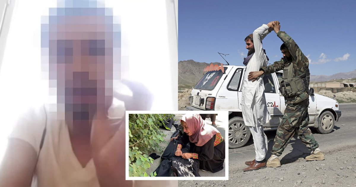 pa images 1.png?resize=1200,630 - Gay Man Trapped In Afghanistan Says The Taliban Would Hunt Down The LGBTQ+ Community In The Country