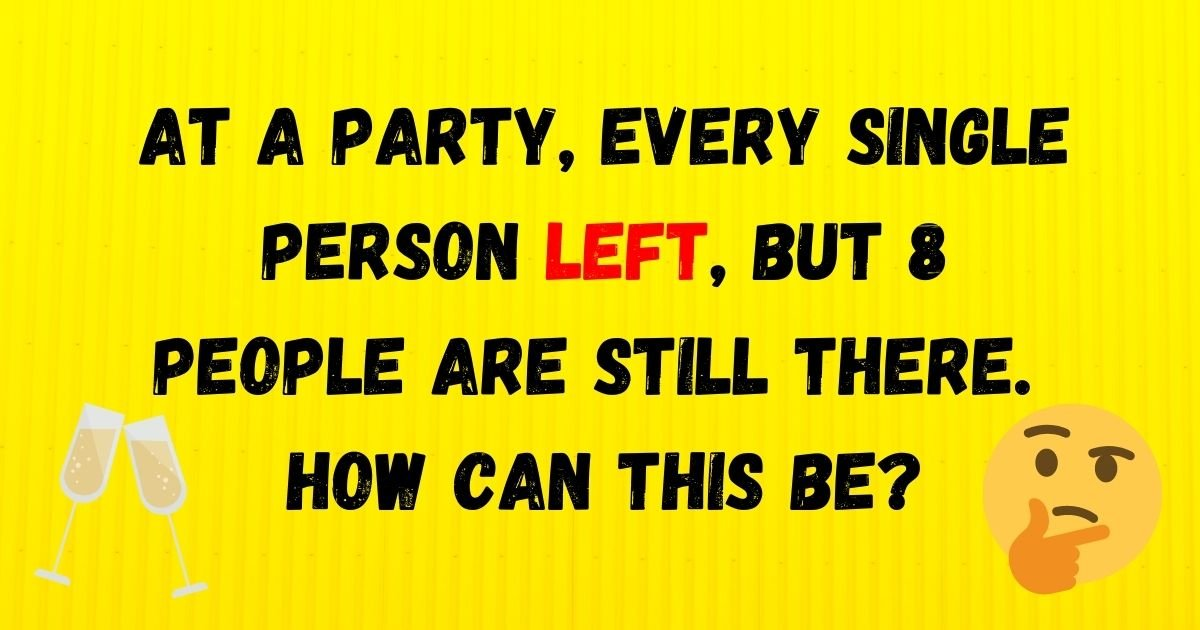 party3.jpg?resize=412,232 - 90% Of People Couldn't Answer This Question! But Can You?