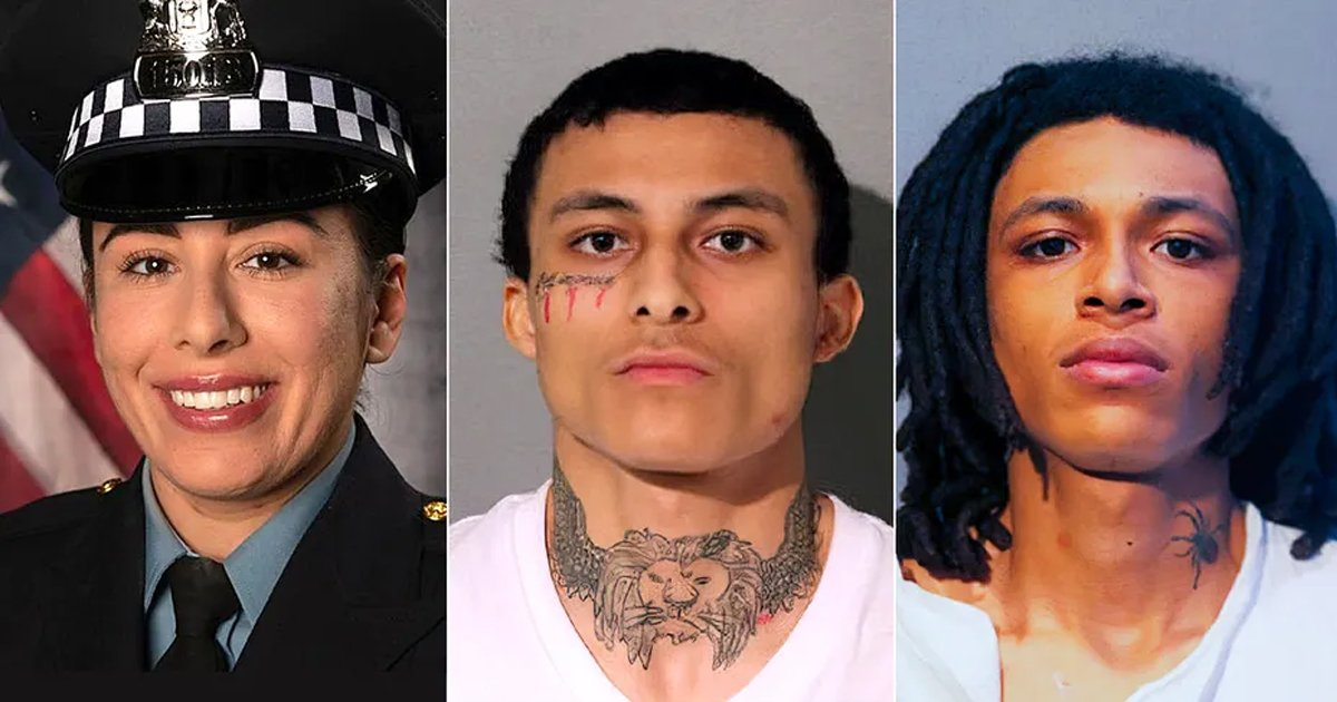 q1 62.jpg?resize=1200,630 - Police Arrest Mum Of Two Brothers Charged In Connection To Slain Chicago Police Officer