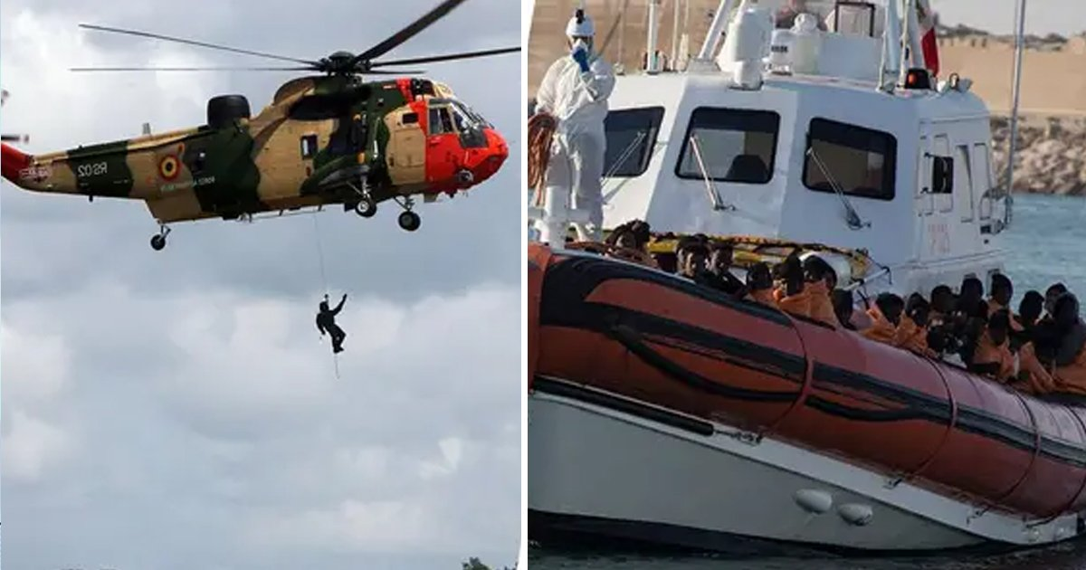 q1 63.jpg?resize=1200,630 - JUST IN: Emergency Rescue Mission Launched As Boat Carrying 40 People Starts To Sink