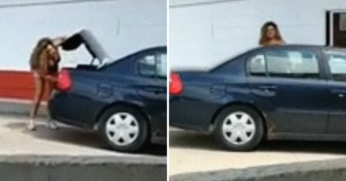 q5 14.jpg?resize=1200,630 - Colorado Woman Arrested As Onlooker Catches Her Dumping Child Into Car Trunk