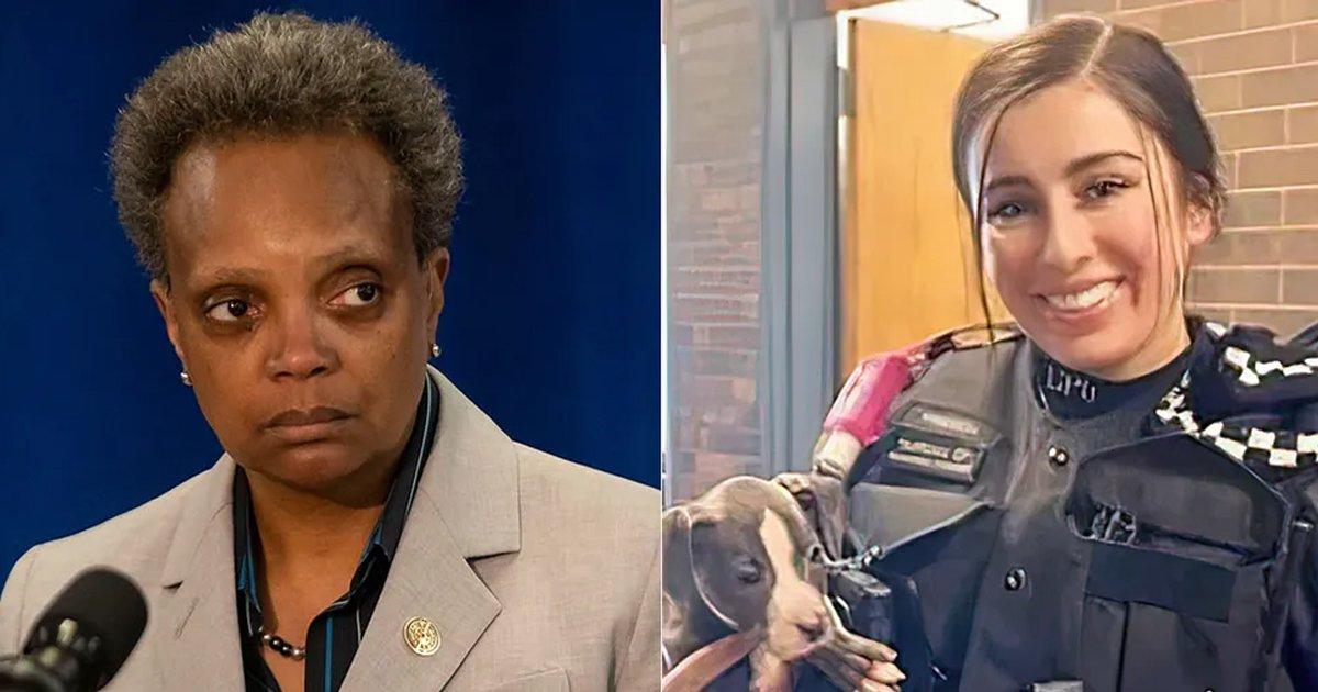 q5 18.jpg?resize=1200,630 - Chicago Cops ENRAGED Over 'Rushed' Tribute For Fellow Slain Police Officer Ella French