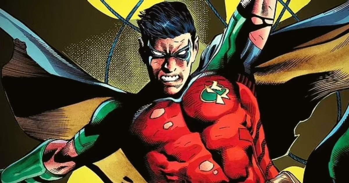 robin5.jpg?resize=1200,630 - Batman's Sidekick Robin Comes Out As Bis*xual After Accepting A Date With A Man He Saved In DC's New Comic Book