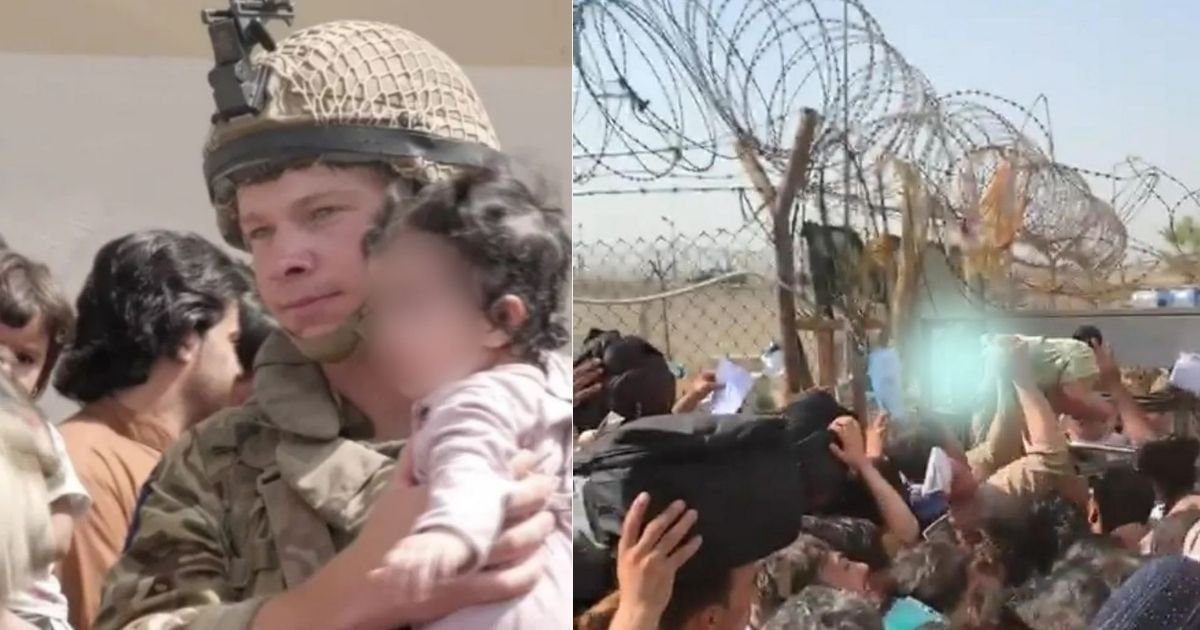 smalljoys 29.jpg?resize=1200,630 - Afghan Mothers Ended Up Dangerously Handing Their Babies Over Fences To Just Escape Taliban
